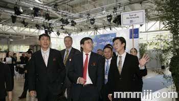 9月,第三届中国纺服贸易展开展